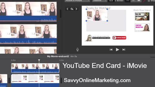 iMoive YouTube End Card